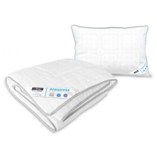 Набор Antistress Карбон (Одеяло + подушка)