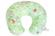 Подушка для беременных и кормления BabyCare зеленая