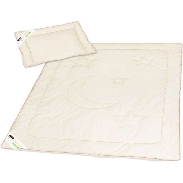 Набор детский (одеяло+подушка) из бамбука Bamboo Baby