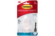 Двойной крючок для ванной комнаты Command (17087QB)