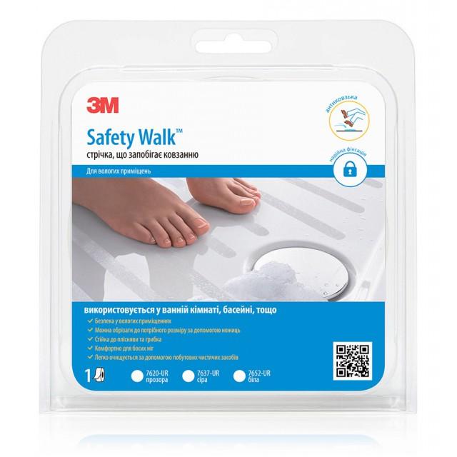 Антискользящая лента Safety Walk для ванной и бассейнов