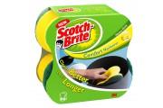Премиум губки для посуды и поверхностей Scotch-Brite (61094)
