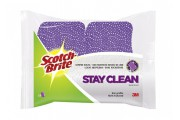 Губки для посуды Scotch-Brite Stay Clean (UU397SC)