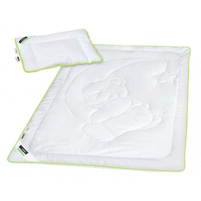 Детский комплект (одеяло+подушка) с Тенцелем Облегченное