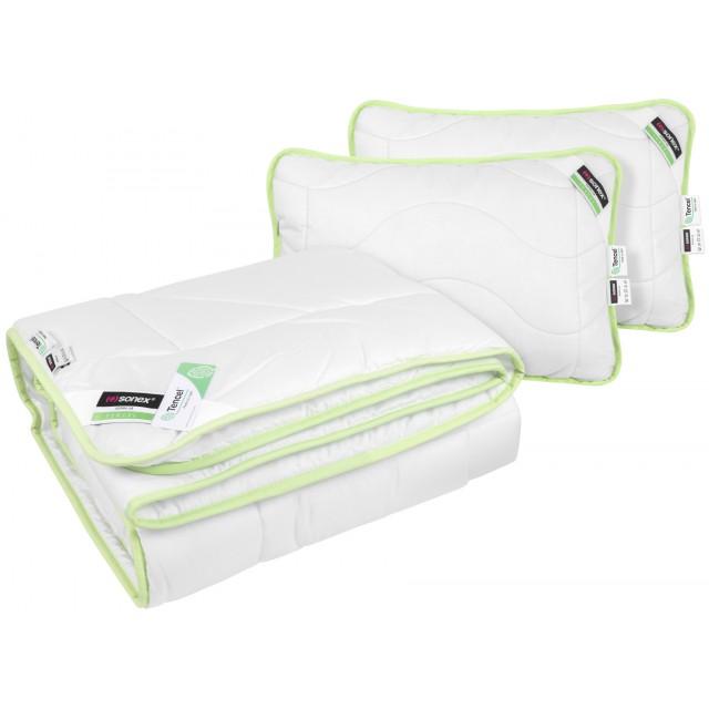 Набор с Тенцелем (Одеяло + 2 подушки) Облегченный