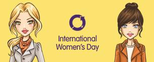 Міжнародний жіночий день! Знижки до -20% + 8% по промо-коду
