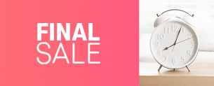 Final Sale, знижки до 40%!