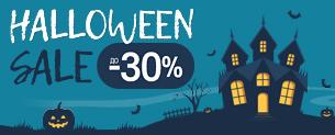Halloween SALE / Знижки до -30%