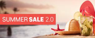 Summer Sale 2.0 (літній розпродаж). Знижки до -30%!